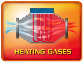Heating Gas