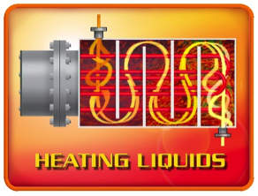 Heating Liquid