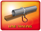 Pipe Line Tracing